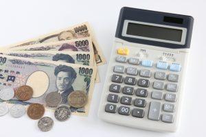 債務整理を要する家計簿のイメージ