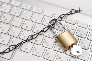 個人情報の漏洩に注意すべきというイメージ